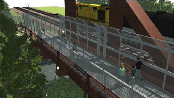 Bridge Render