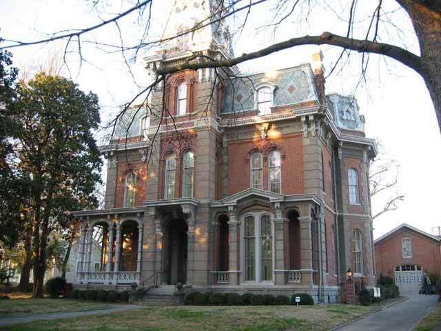 Woodruff-Fontaine House