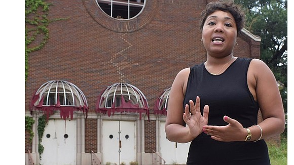 Inspired teacher crafts new African American history curriculum