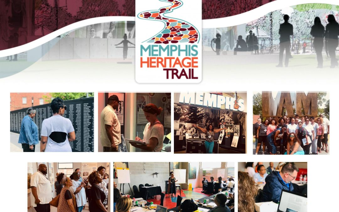 The Memphis Heritage Trail Fall Teacher Institute